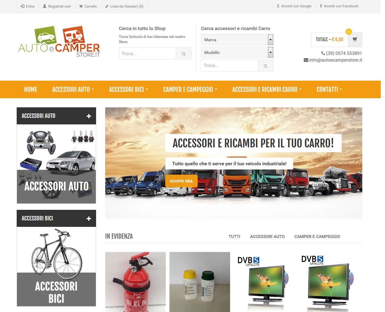 Auto e Camper Store