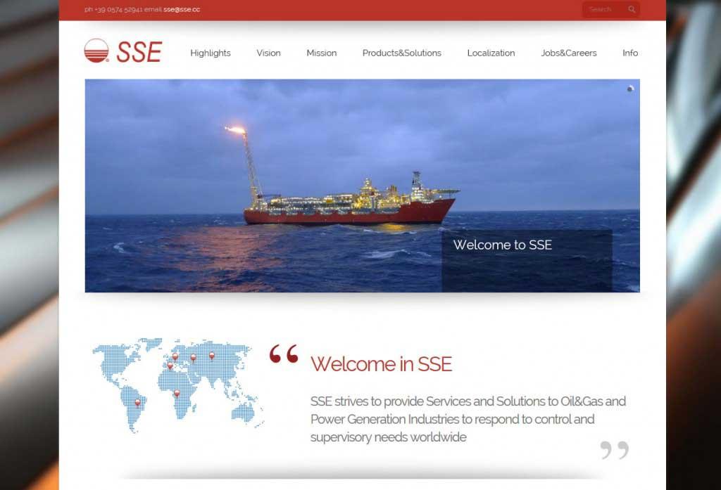 sse homepage